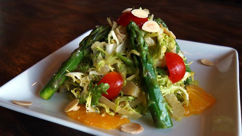 Asparagus and Fennel Salad