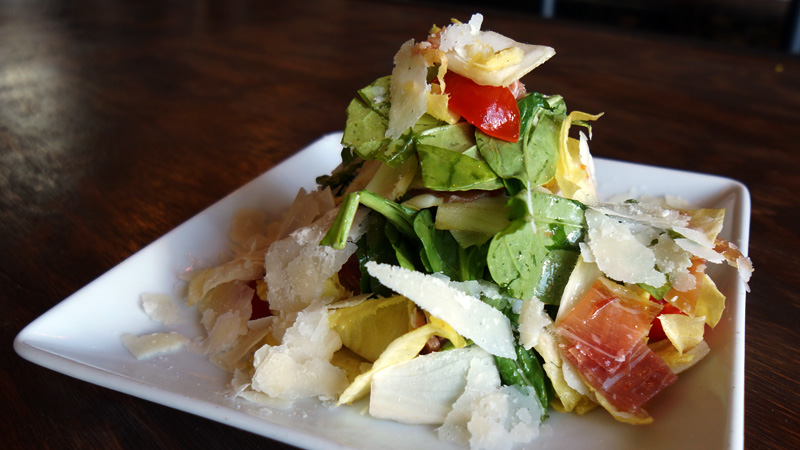 Endive and Prosciutto Salad